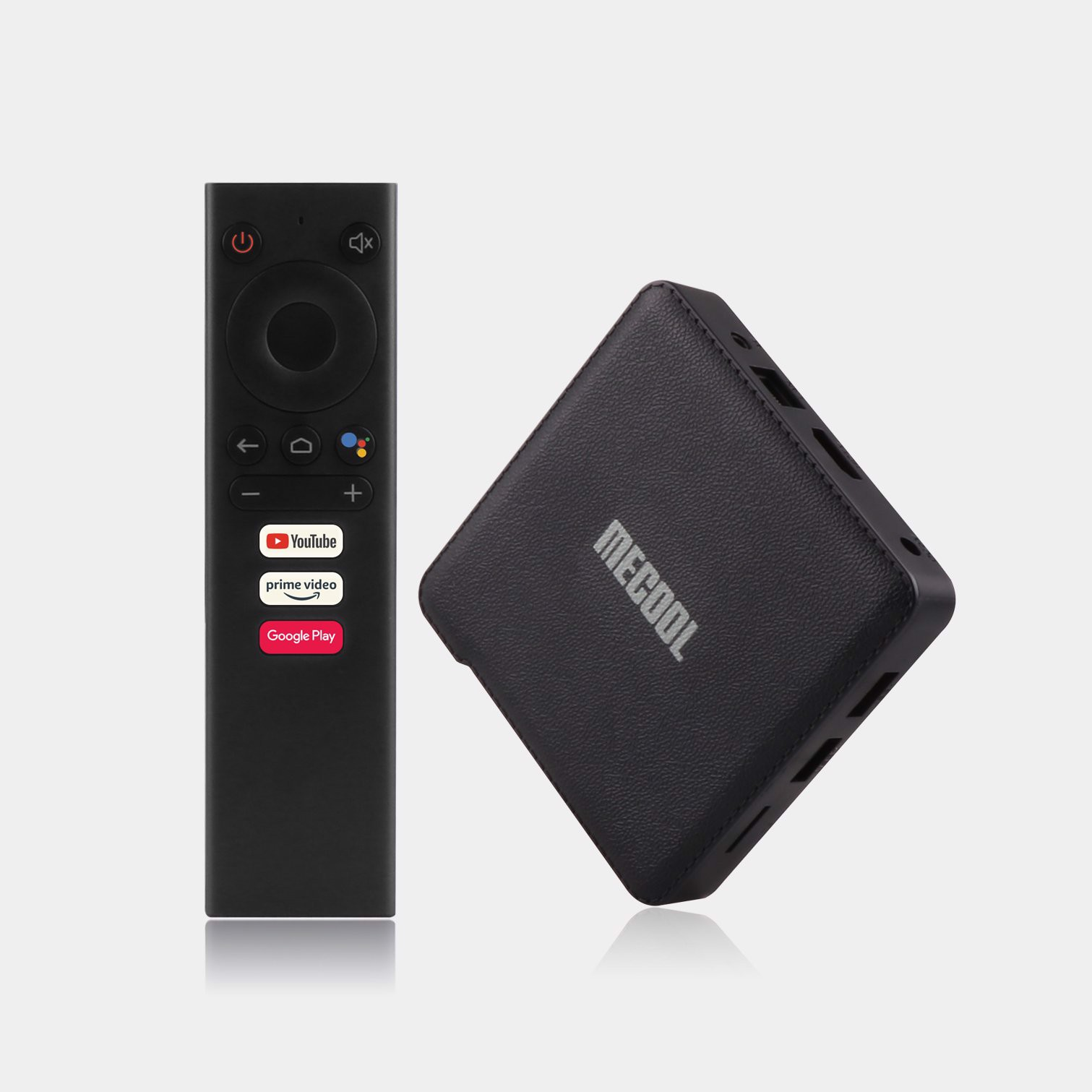 Android TV Box Mecool KM1 Deluxe