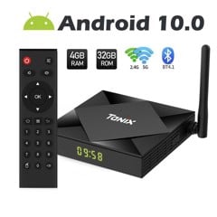 TV Box Tanix TX6S RAM 4G ROM 32G