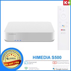 HIMEDIA S500 Android TV 9.0