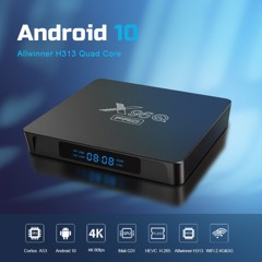 TV Box X96Q PRO Android 10 mới 2021