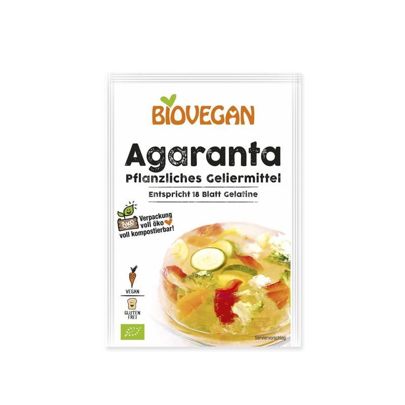 Bột gelatine hữu cơ thực vật Biovegan 18g