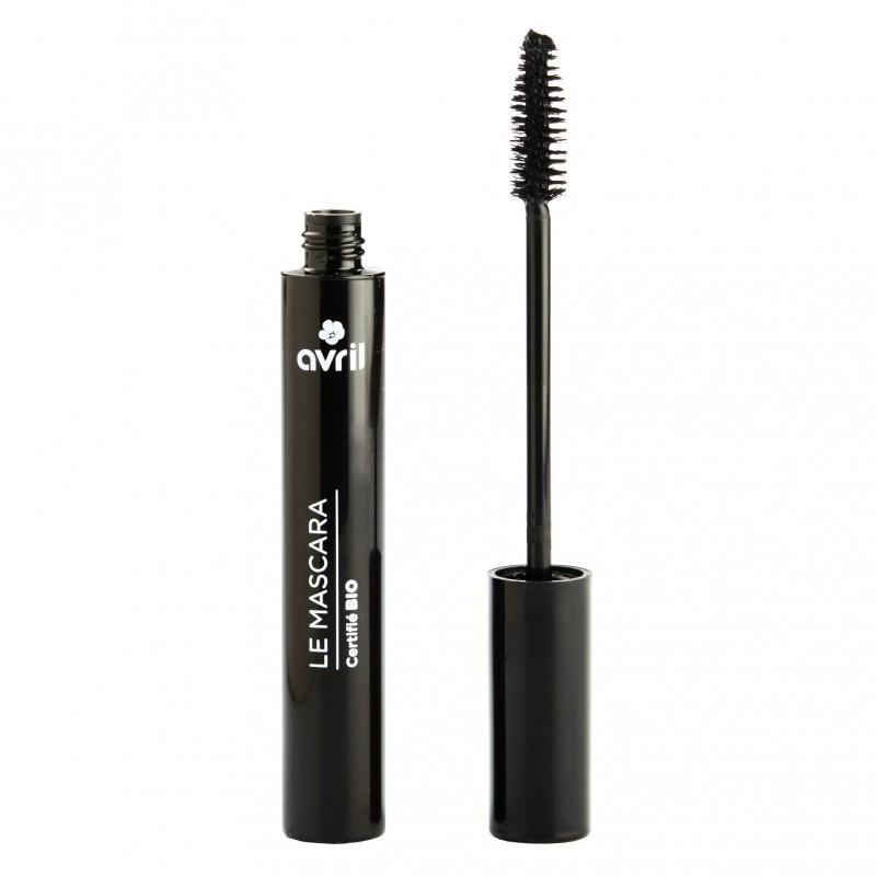 Mascara hữu cơ Avril màu đen độ bền lâu 9ml