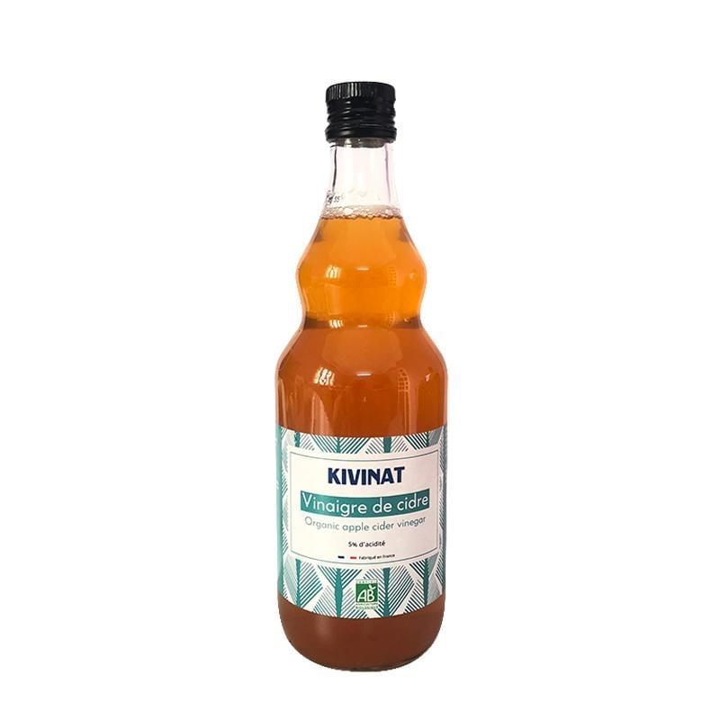 Giấm táo hữu cơ Kivinat 750ml
