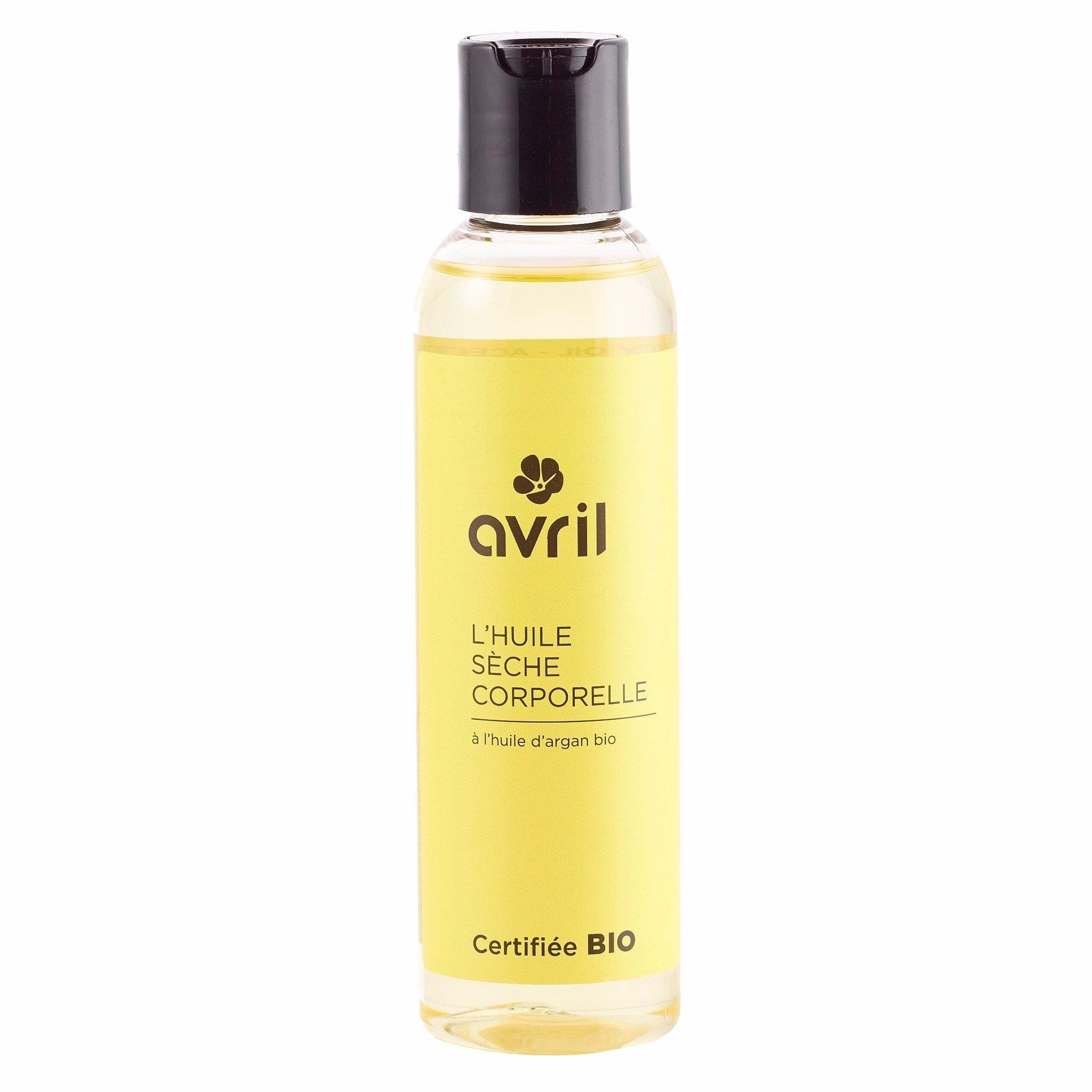 Dầu khô dưỡng thể Avril Huile sèche corporelle - 150 ml