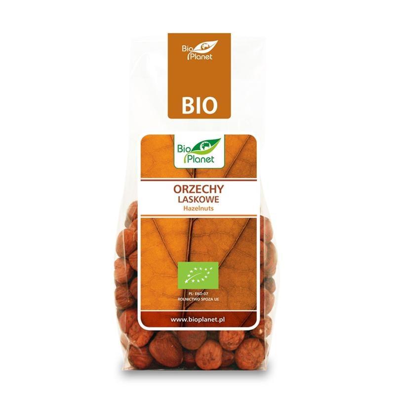 Hạt phỉ hữu cơ Bio Planet 100g