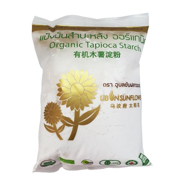 Bột năng hữu cơ Ubon 400g