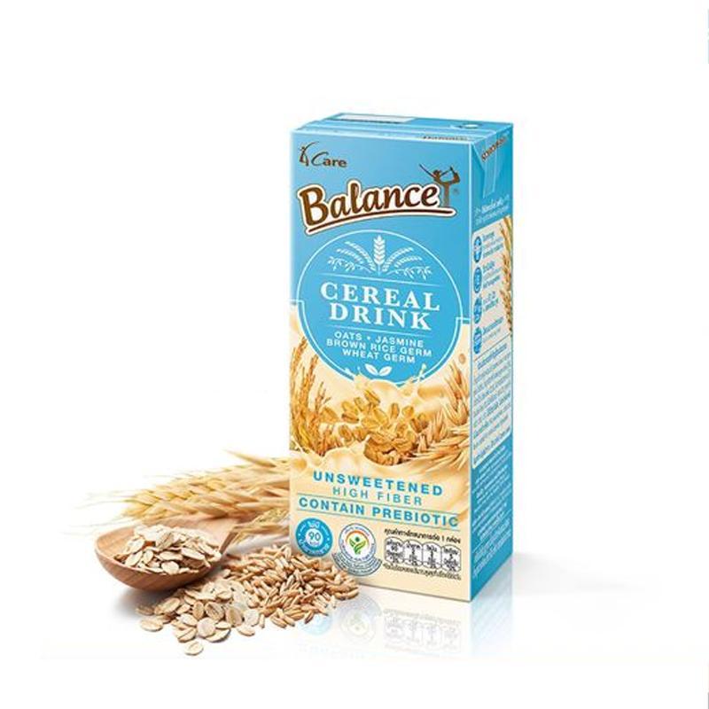 Sữa hạt ngũ cốc không đường 4Care Balance 180 ml