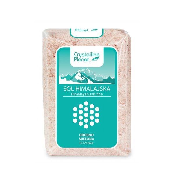 Đá muối dùng trong spa làm đẹp, dạng hạt mịn Bio Planet 600g