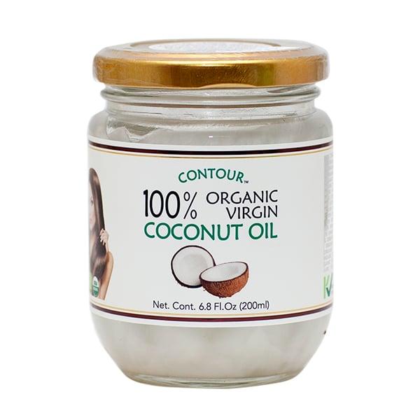 Dầu dừa Organic Contour 200ml