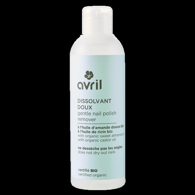 Dung dịch tẩy sơn móng hữu cơ Avril 200ml