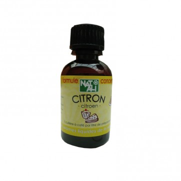 Chiết xuất chanh hữu cơ Natali 30ml