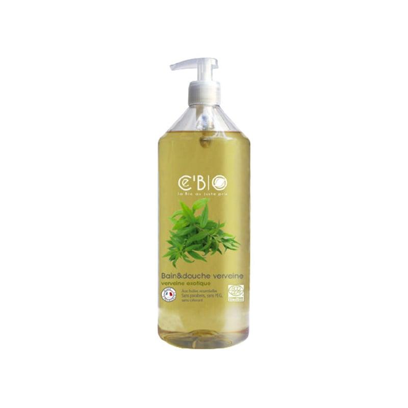Gel tắm gội hữu cơ hương cỏ roi ngựa Gravier Cé Bio 500ml