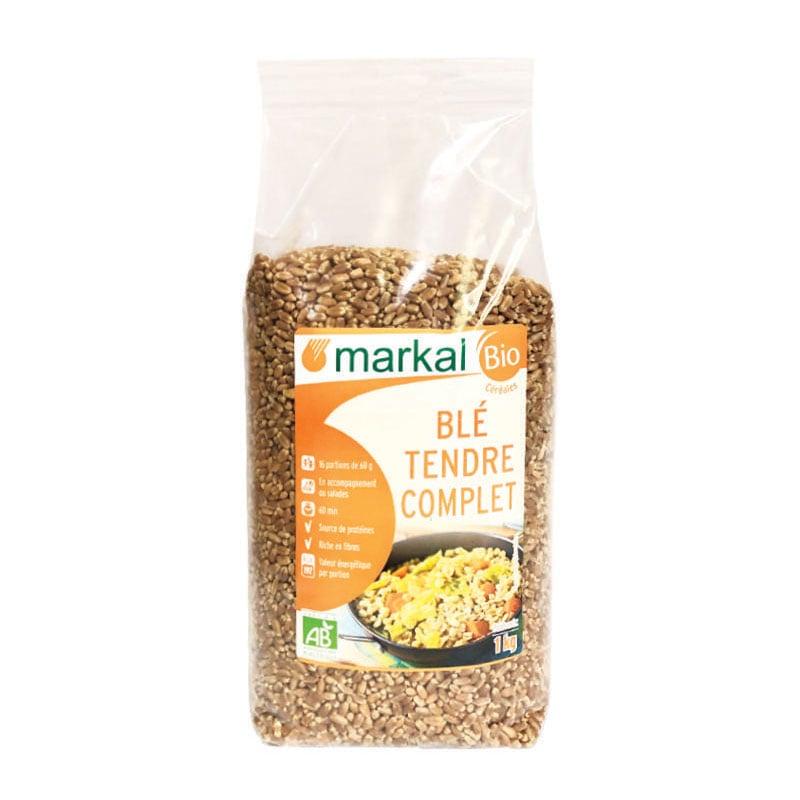 Hạt giống cỏ lúa mì hữu cơ Markal 1kg