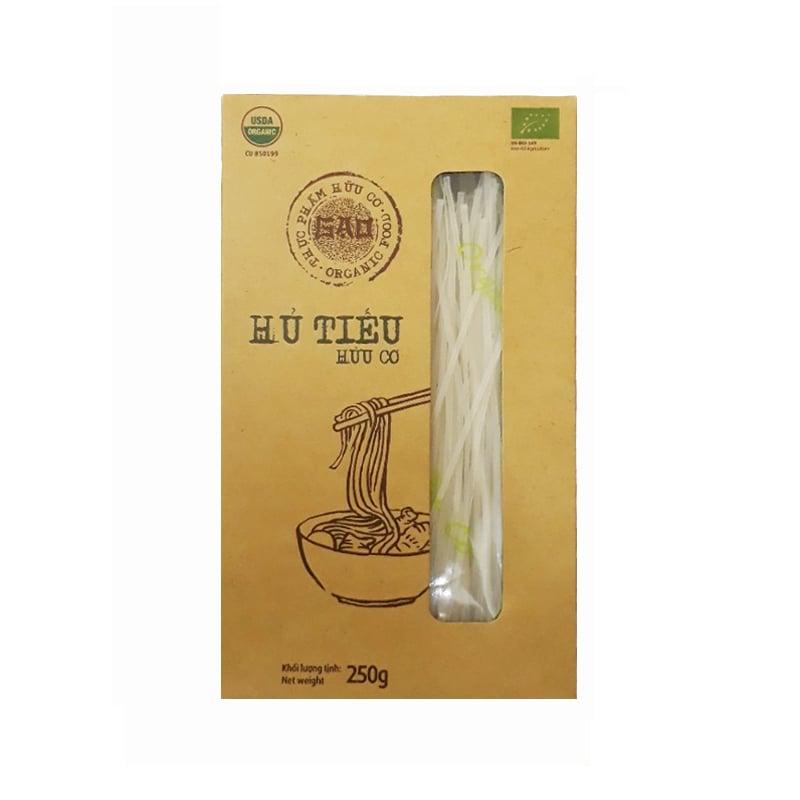 Hủ tiếu hữu cơ Quốc Hương 250g