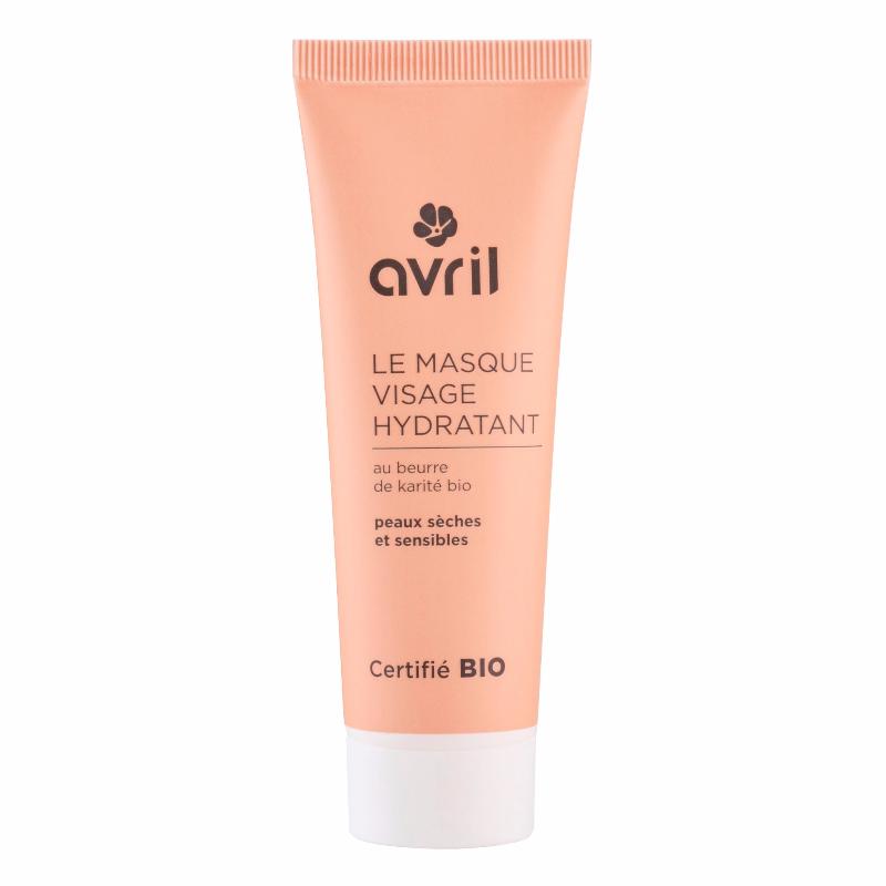 Mặt nạ dưỡng ẩm cho da khô và nhạy cảm Avril 50ml
