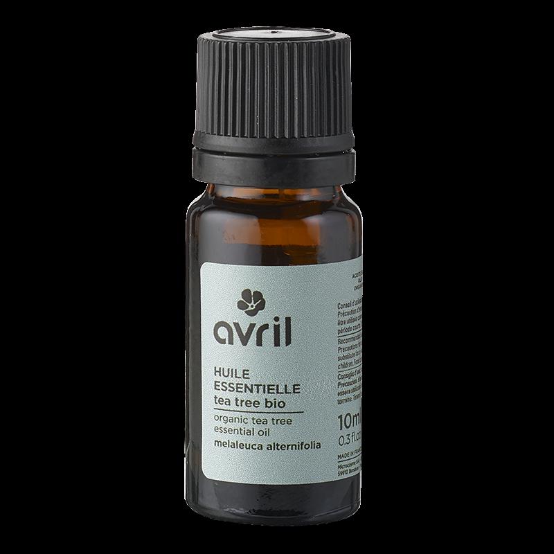 Tinh dầu tràm trà hữu cơ Avril 10ml