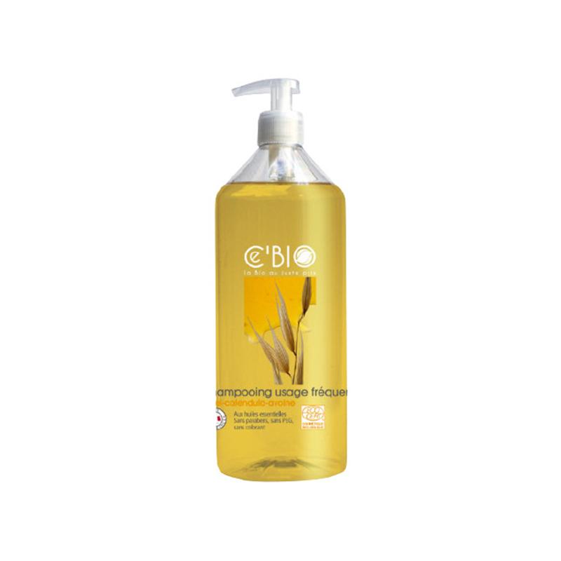 Dầu gội hữu cơ dành cho tóc thường Gravier Cé Bio 500ml
