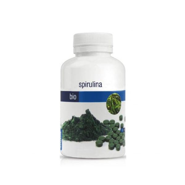 Viên uống tảo Spirulina hữu cơ Purasana 180 viên 500mg