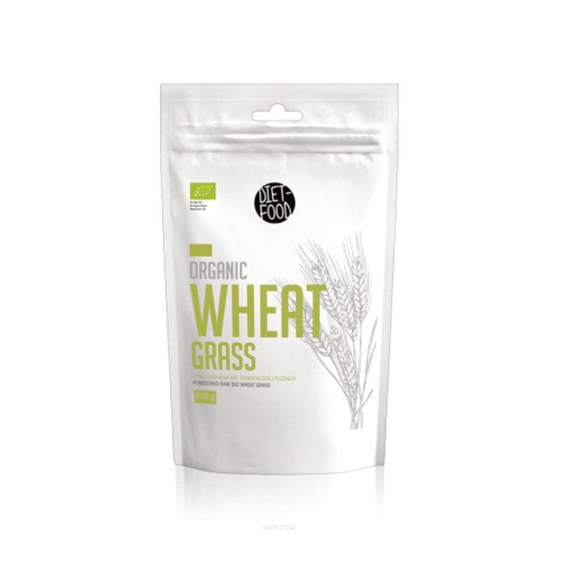 Bột cỏ lúa mì hữu cơ Diet Food 200g