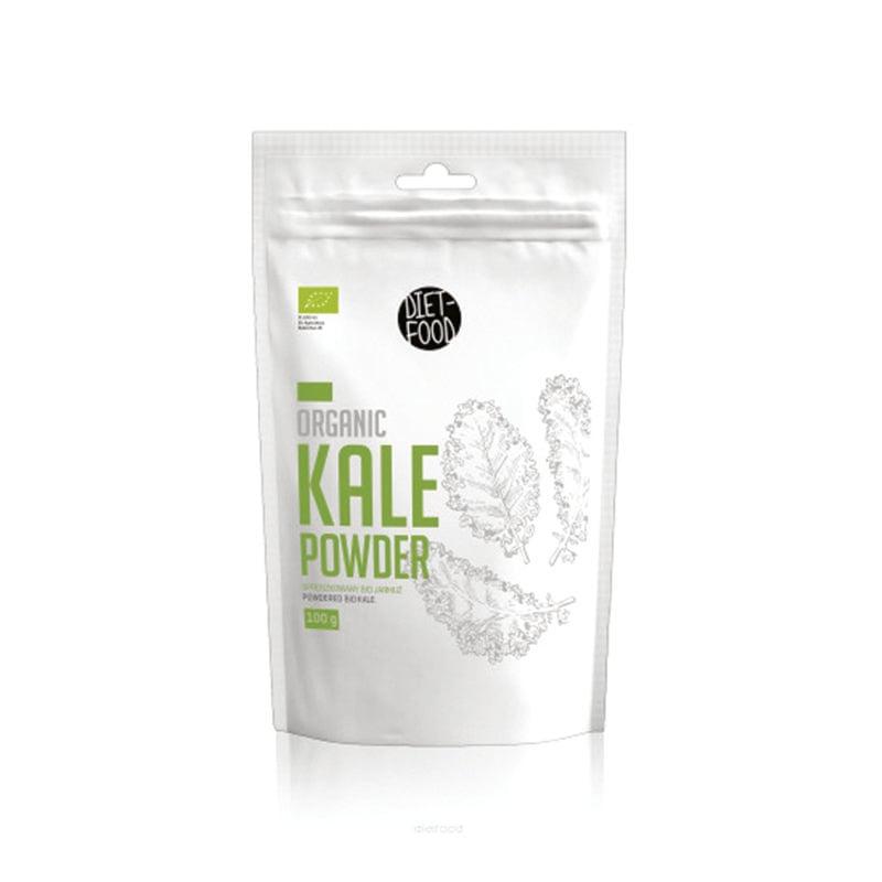 Bột cải xoăn Kale hữu cơ Diet Food 100g