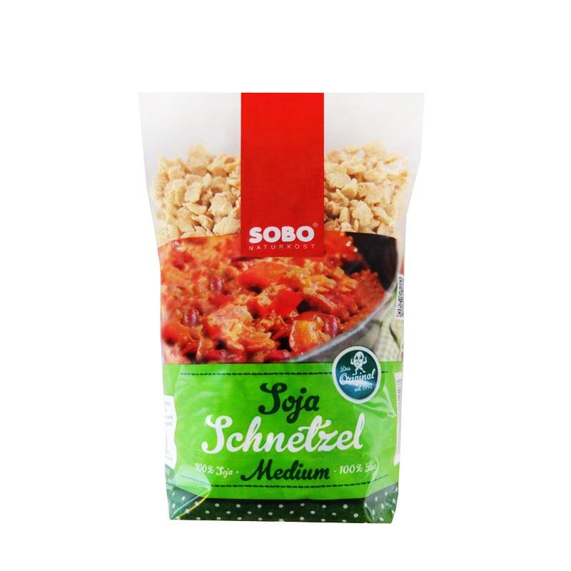 Đậu nành thuần chay hữu cơ Sobo miếng vừa 175g (thay thế thịt)