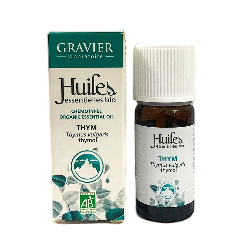 Tinh dầu cỏ xạ hương hữu cơ Gravier 5ml