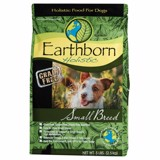 Hạt Earthborn Holistic Small Breed Grain Free cho chó 2,27kg