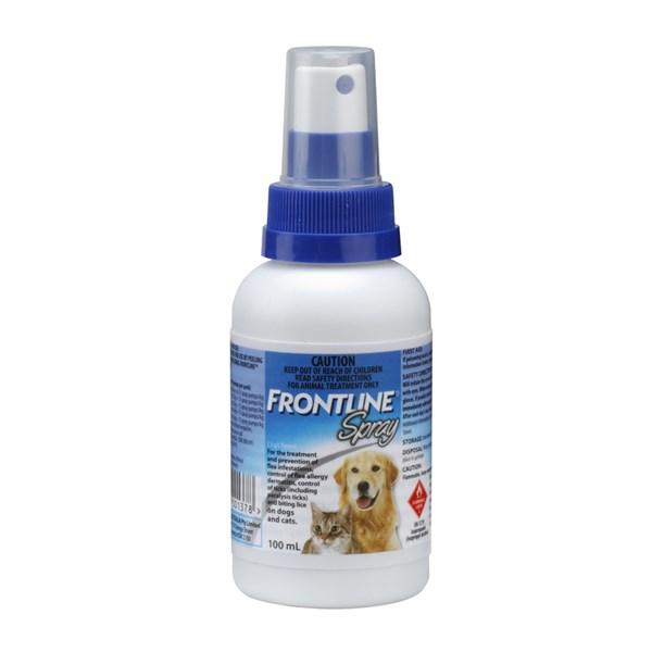 Chai xịt trị ve rận Frontline Spray