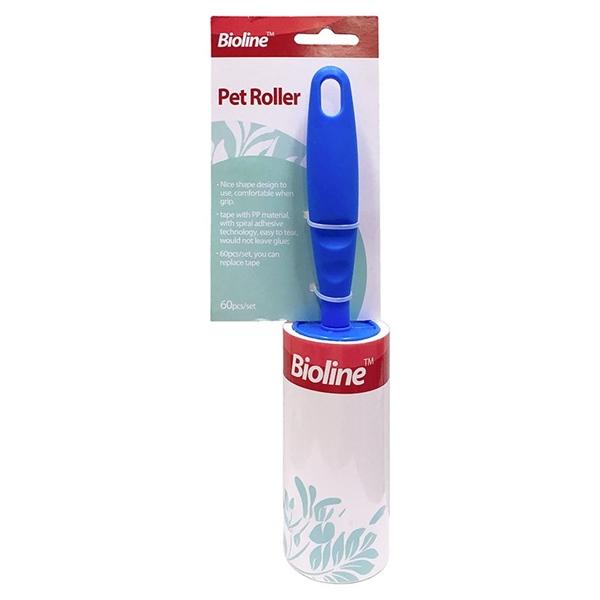 Cây lăn lông Bioline Pet Roller 60 pcs