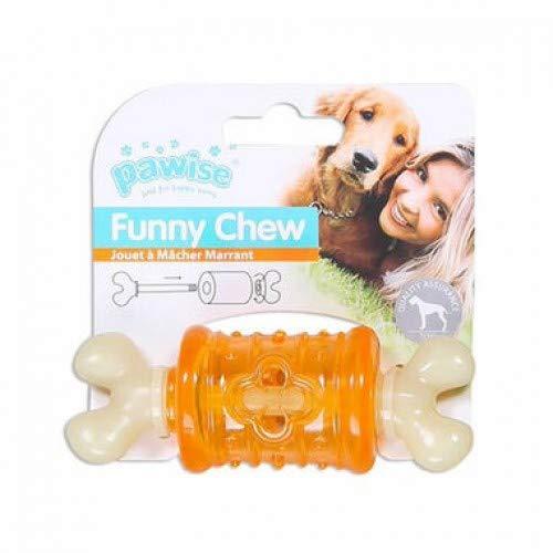 Pawise Play Dog - Đồ chơi xương làm sạch răng Funny Chew