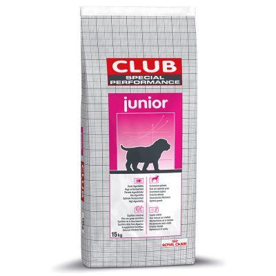 Hạt Royal Canin Club PRO Junior cho mọi giống chó dưới 12 tháng tuổi