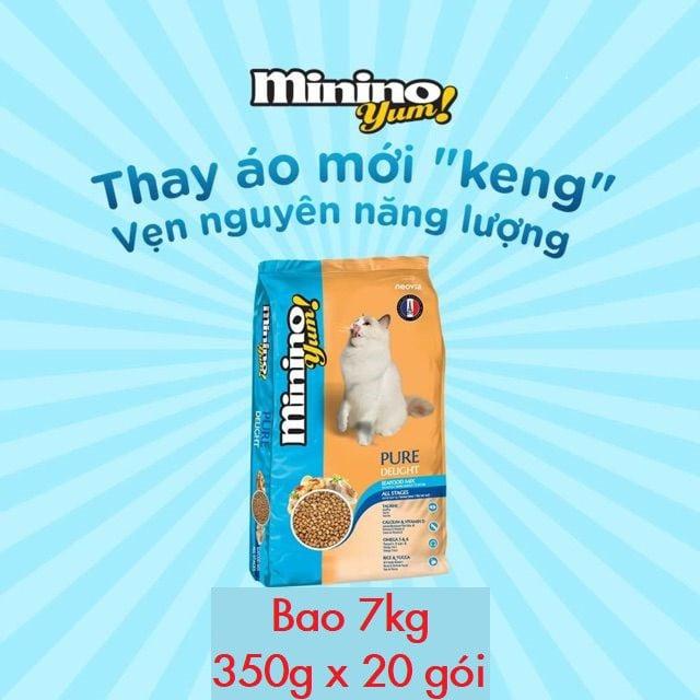 Hạt Minino Yum! cho mèo