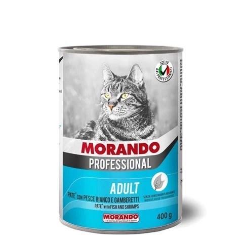 Pate Morando Adult cho mèo 400g