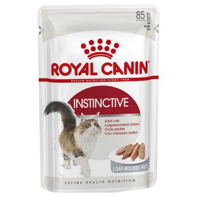 Pate Royal Canin Instinctive cho mèo trưởng thành 85g