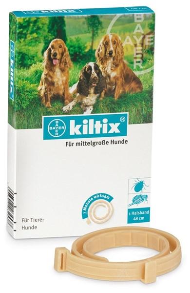 Vòng dây Kiltix trị ve rận cho chó