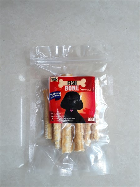 Xương cá cho chó Toby TB-107