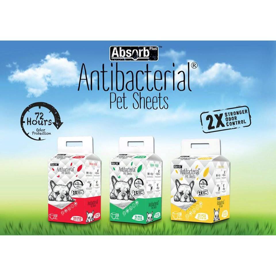 Tã lót thấm hút kháng khuẩn Antibacterial Absorb