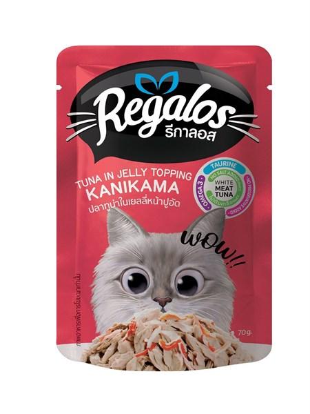 Pate Regalos cho mèo gói 70g