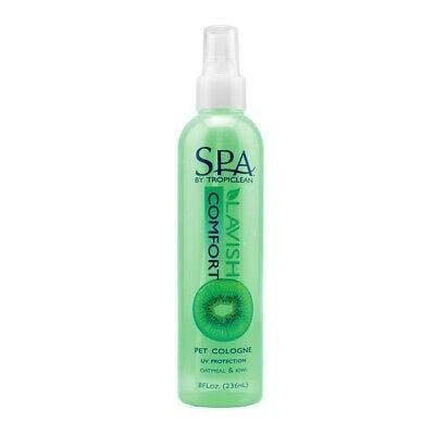 Xịt dưỡng lông SPA Tropiclean dành cho thú cưng 236ml