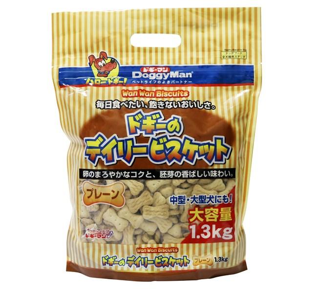 Bánh quy trứng Doggyman 1,3kg