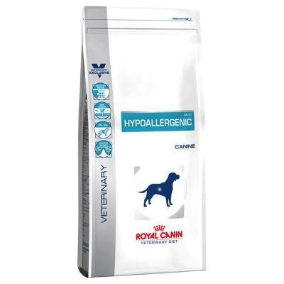 Hạt Royal Canin Hypoallergenic trị dị ứng cho chó 2kg