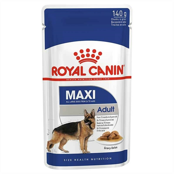 Pate Royal Canin Maxi Adult 140g