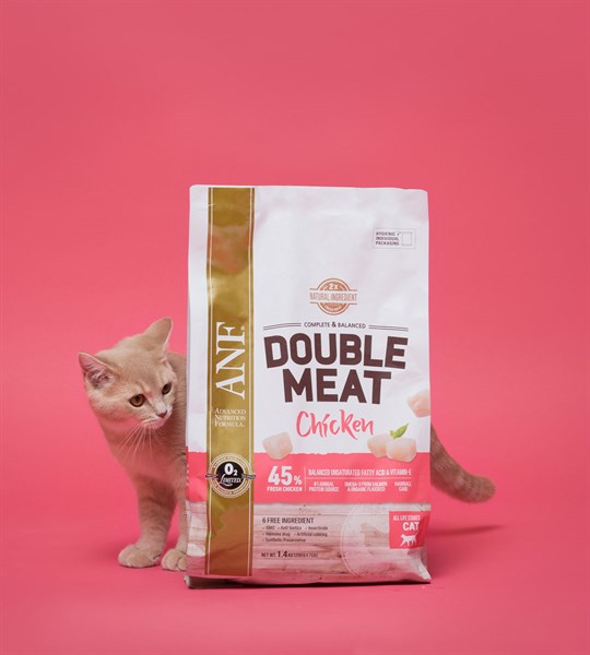 Hạt ANF Double Meat cho mèo 1,4kg