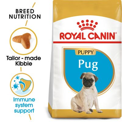 Hạt Royal Canin Pug Puppy cho giống chó Pug dưới 10 tháng tuổi