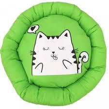 LHK - Nệm tròn Pet Style mèo