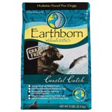 Hạt Earthborn Holistic Coastal Catch Grain Free cho chó 2,5kg