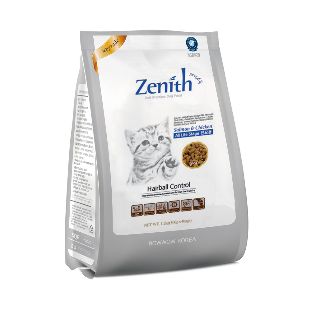 Hạt mềm cho mèo Zenith