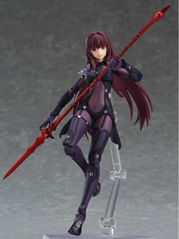 Figma Lancer/Scáthach #381 - Fate stay night