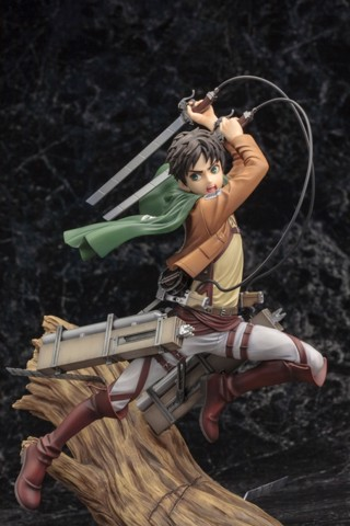 Mô Hình Eren Yeager Renewal Package ver. - Attack on Titan