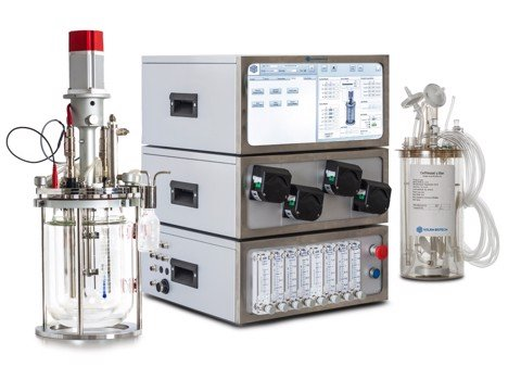 Solida Biotech - Advanced Bioreactors
